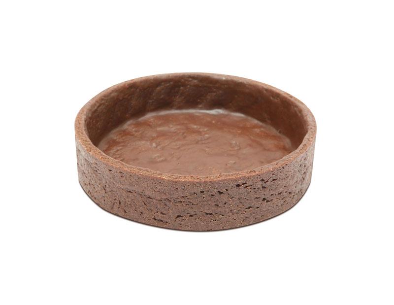 CHOCOLATE LARGE ROUND TART