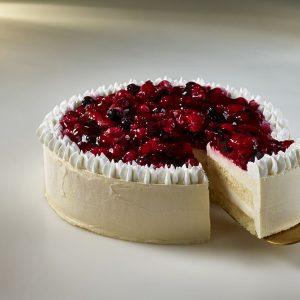 IVORY BERRIES CAKE