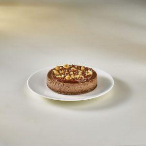 HAZELNUT CHOCOLATE CHEESECAKE